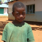 Sponsored orphan – Bright Siabenlengu, Mukuni Village