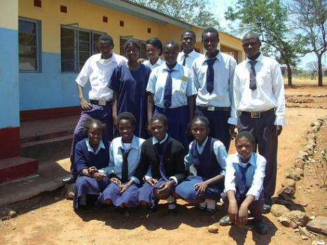 Mukuni School Children