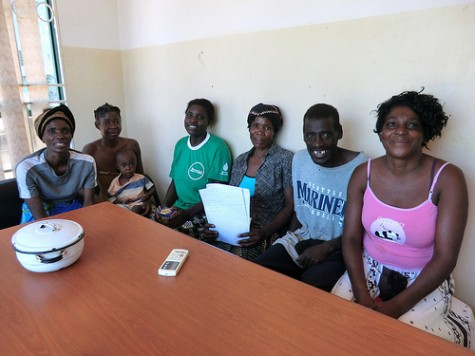 HIV and AIDS support group Zambia
