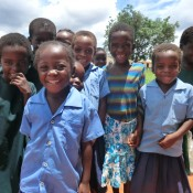 Zambian Children After School