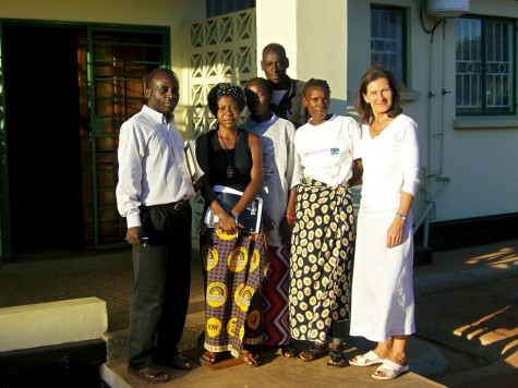 HIV AIDS Support Group Zambia
