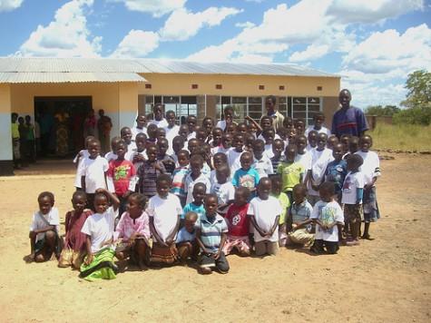 Mandandi Children Zambia