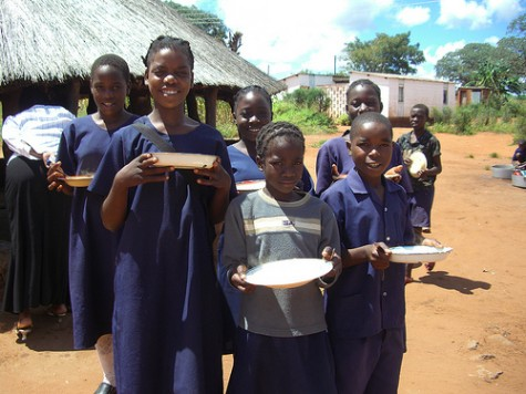 Mukuni Feeding Program