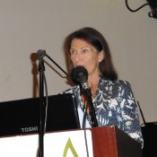 Founder Jane Kaye Bailey lanuches the new malaria prevention project