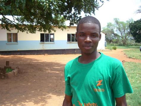 Peter Liyungu Sponsored Orphan Zambia