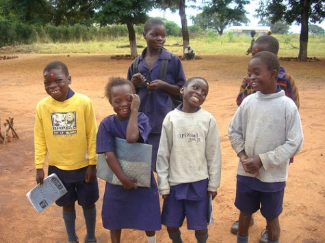 Special Education Children, Zambia
