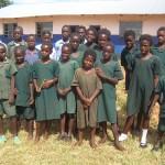 Sponsored Orphans - Ngandu