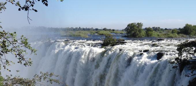 Philanthropic Travel Zambia Victoria Falls