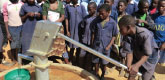 New Bore Hole Delivers Water to African Children